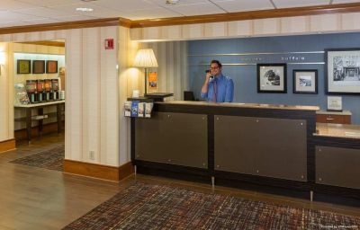 Hall Hampton Inn Buffalo-Airport-Galleria Mall NY Cheektowaga (New York)