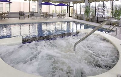Piscina Hampton Inn Buffalo-Airport-Galleria Mall NY Cheektowaga (New York)