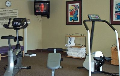 Wellness/fitness area Hampton Inn Chattanooga I-75 North Chattanooga (Tennessee)
