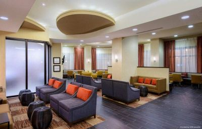 Холл Hampton Inn Washington-Downtown-Convention Center DC Washington (District of Columbia)
