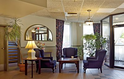 Hall Quality Hotel & Suites Sherbrooke (St. Mary's, Nova Scotia)