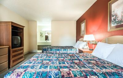 Room Rodeway Inn Maingate Kissimmee (Florida)