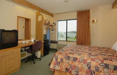Chambre Sleep Inn Maingate Six Flags Arlington (Texas)