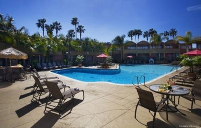 Фасад Handlery And Resort San Diego (California)