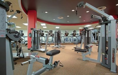 Wellness/fitness Hyatt Morristown Morristown (New Jersey)