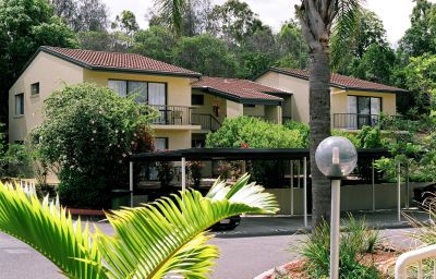 Vue extérieure MT OMMANEY HOTEL APARTMENTS Brisbane (State of Queensland)