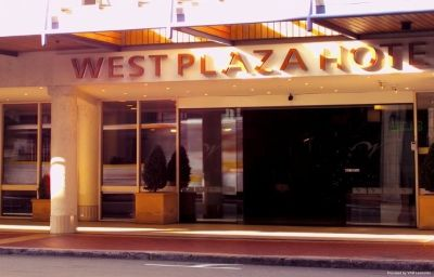 Vista esterna WEST PLAZA HOTEL Wellington