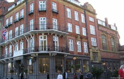 Vue extérieure Harte and Garter Hotel & Spa Windsor (Windsor and Maidenhead, England)