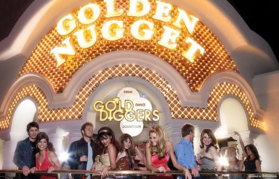 Bar GOLDEN NUGGET HOTEL AND CASINO Las Vegas (Nevada)