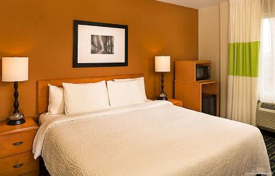 Room Fairfield Inn New York LaGuardia Airport/Flushing Flushing (Michigan)