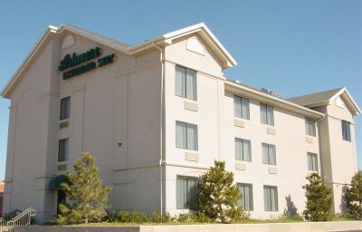 Vista exterior ASHMORE INN AND SUITES Lubbock (Texas)