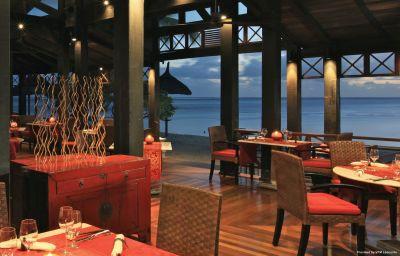 Bar de l'hôtel Heritage Le Telfair Golf & Spa Resort