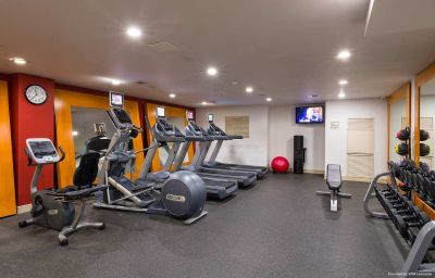 Sala spa/fitness Hilton Garden Inn New York/Tribeca New York (Manhattan, New York)