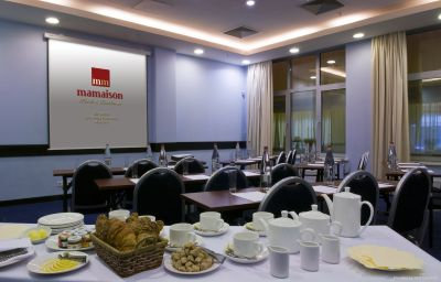 Конференц-зал Mamaison All-Suites Spa Hotel Pokrovka Moscow (Moscow)