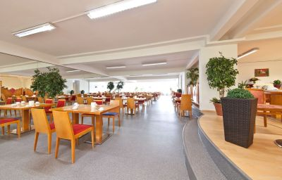 Restaurant Novum Business Aviva Neue Messe