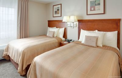 Suite Candlewood Suites SECAUCUS - MEADOWLANDS Secaucus (New Jersey)