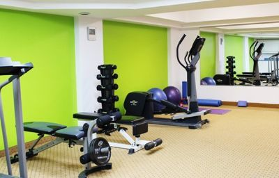 Wellness/fitness Comfort Hotel & Suites Downtown Montreal (Quebec)