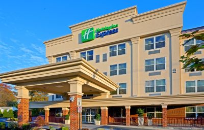 Vista esterna Holiday Inn Express & Suites WOODBRIDGE Woodbridge (New Jersey)