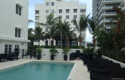 Pool HOTEL CROYDON Miami (Florida)