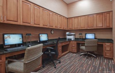 Business center Hampton Inn - Suites Pittsburgh-Downtown Pittsburgh (Pennsylvania)