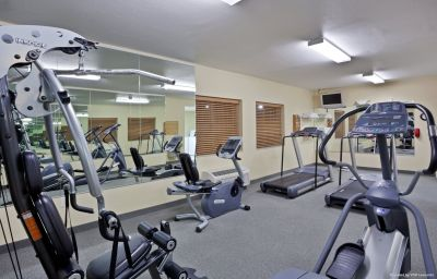 Wellness/fitness area Candlewood Suites BOISE - TOWNE SQUARE Boise City (Idaho)