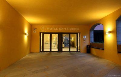 Hol hotelowy San Rocco