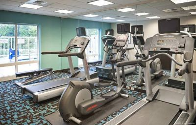 Wellness/fitness Fairfield Inn & Suites White Marsh Baltimore (Maryland)