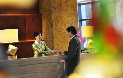Hall Crowne Plaza BEIJING INTERNATIONAL AIRPORT Beijing (Beijing Municipality)