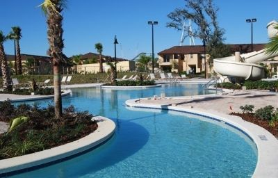 Pool REGAL OAKS CLC WORLD RESORT Kissimmee (Florida)