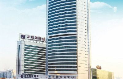 Exterior view Longcheng International Taiyuan (Shanxi Province)