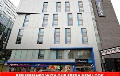 Exterior view TRAVELODGE LONDON CENTRAL SOUTHWARK London (England)