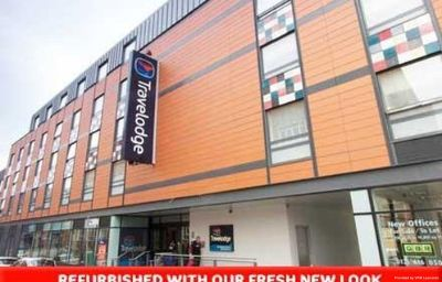 Фасад TRAVELODGE BIRMINGHAM CENTRAL NEWHALL ST Birmingham (England)