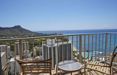 Номер Pacific Beach Hotel Honolulu (Hawaii)
