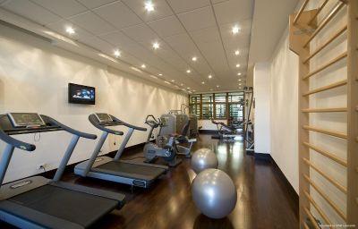 Wellness/fitness area Excel Roma Ciampino
