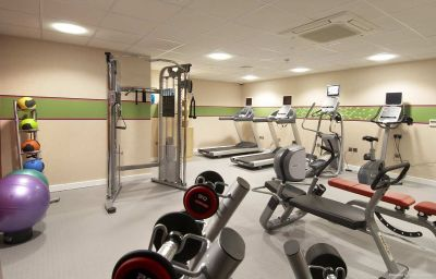 Wellness/fitness area Hampton by Hilton Corby-Kettering Corby (England)