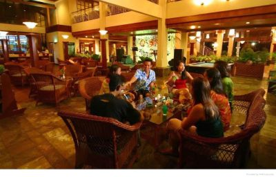 Hotel bar PULAI DESARU BEACH RESORT AND SPA