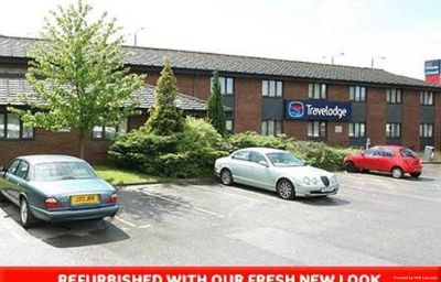 Vista esterna TRAVELODGE CHESTERFIELD Chesterfield (England)