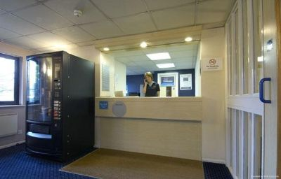 Hall TRAVELODGE CHESTERFIELD Chesterfield (England)