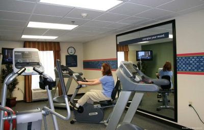 Wellness/fitness area Hampton Inn - Suites Cleveland-Mentor Mentor (Ohio)