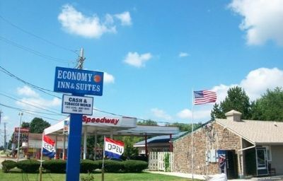 Exterior view ECONOMY INN AND SUI Ashtabula (Ohio)