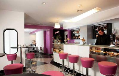 Bar hotelowy Best Western Plus Art Hotel Noba