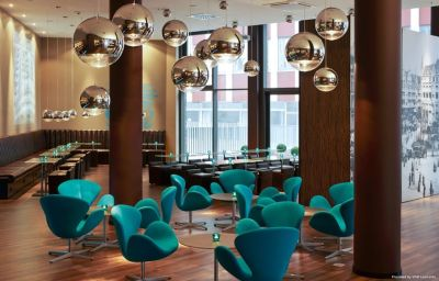 Бар Motel One Spittelmarkt Berlin