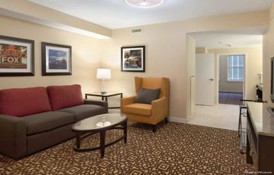 Camera DoubleTree Suites by Hilton Detroit Downtown - Fort Shelby Detroit (Michigan)