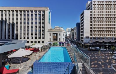 Piscina STRAND TOWER HOTEL Cape Town (Province of the Western Cape)