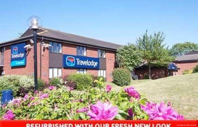 Vista esterna TRAVELODGE NORTHAMPTON UPTON WAY Northampton (England)