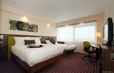 Номер Hampton by Hilton Derby City Centre Derby (England)