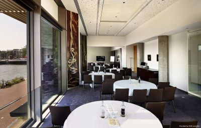Conference room DoubleTree by Hilton Amsterdam Centraal Station Earlier Mint Hotel Amsterdam (North Holland)