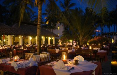 Restaurante SERENA BEACH RESORT AND SPA Mombasa (Coast Province)