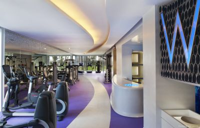 Wellness/fitness area W RETREAT AND SPA BALI Denpasar (Bali)
