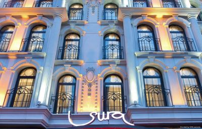 Фасад Sura Hotel Design & Suites Istanbul (İstanbul)